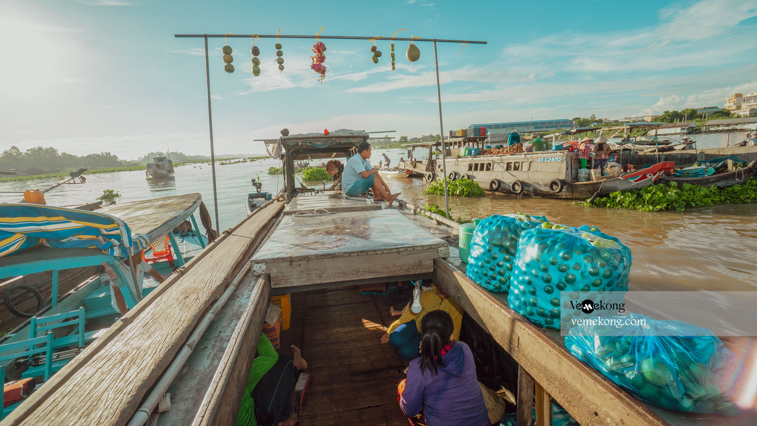 A Guide to Chau Doc Floating Market & Hidden Canal